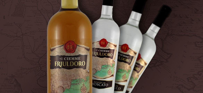 Le nuove grappe Friuldoro