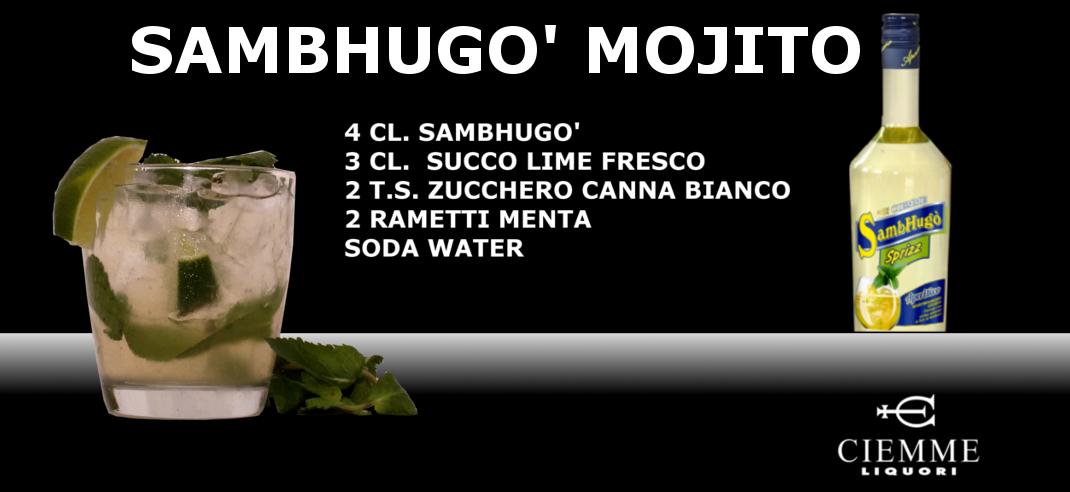 SAMBHUGO' MOJITO