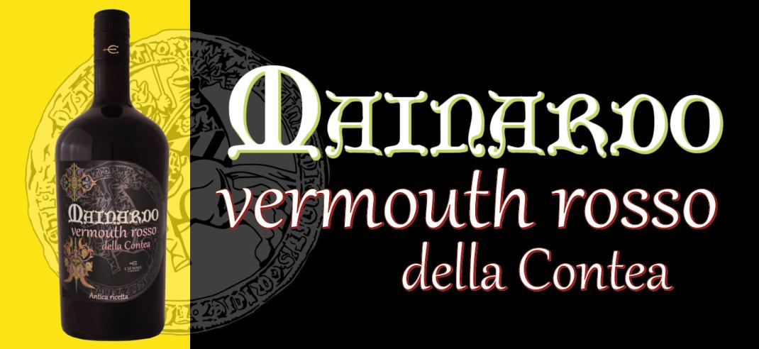 """Novità prodotto """"MAINARDO Vermouth Rosso della Contea Premium"""""""